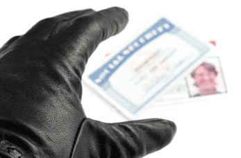 Black glove identity theft